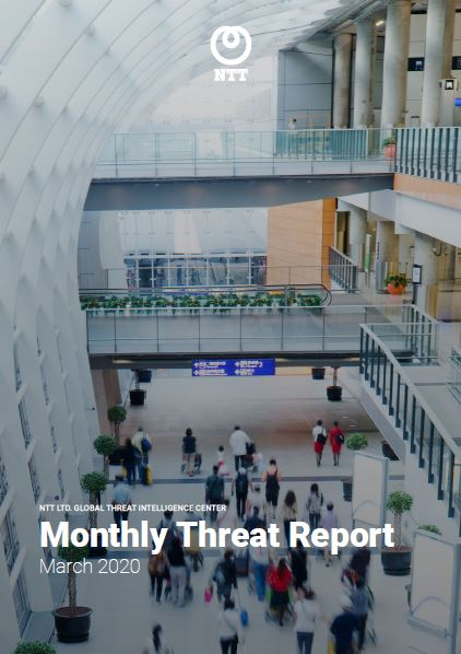 Monthly Threat Report - March 2020