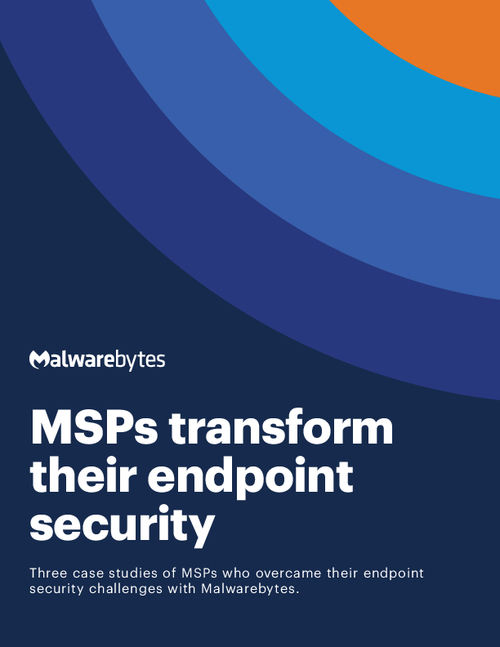 MSPs Transform Their Endpoint Security eBook