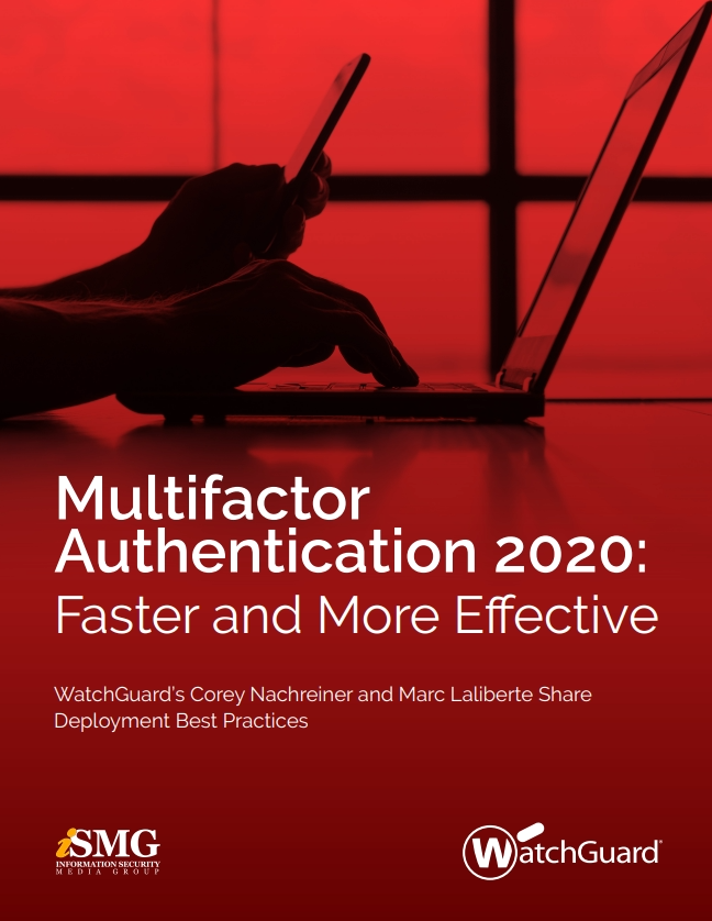 Multifactor Authentication 2020: Faster and More Effective