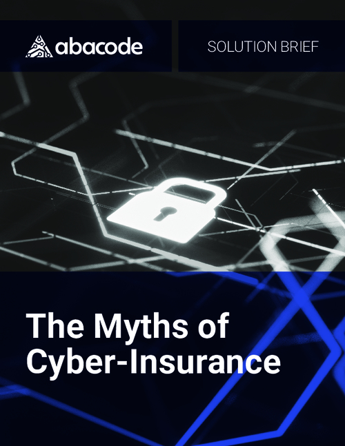 The Myths of Cyber-Insurance