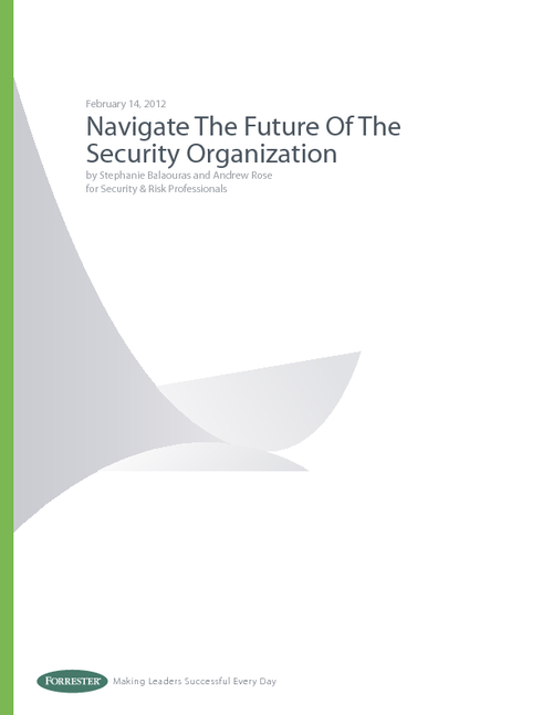Navigate the Future of the Security Department