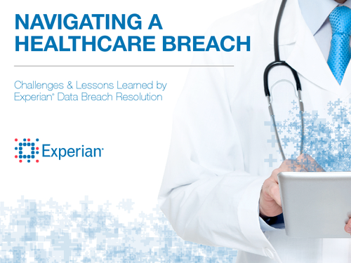 Navigating a Healthcare Breach