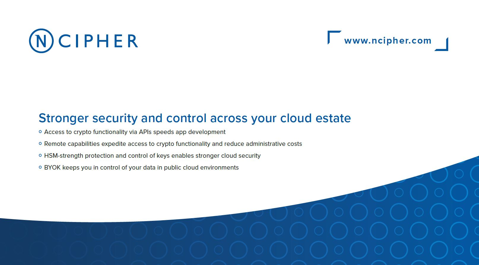 The Financial Services Industry's Need for Stronger Security & Control Across The Cloud
