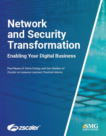 Network and Security Transformation - Enabling your Digital Business