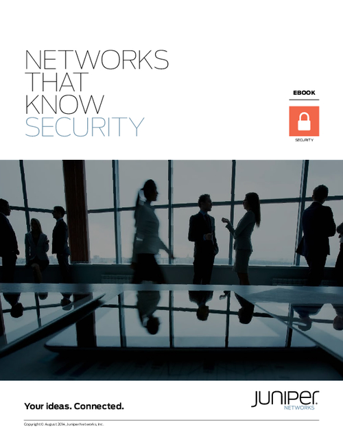 Networks That Know Security