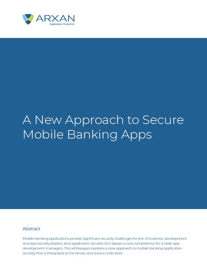 New Approach to Secure Mobile Banking