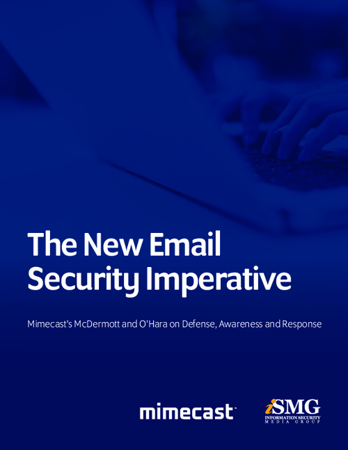 The New Email Security Imperative
