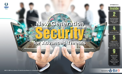 New Generation Security for Advanced Threats