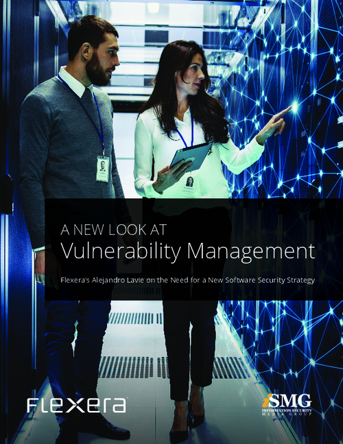 A New Look at Vulnerability Management