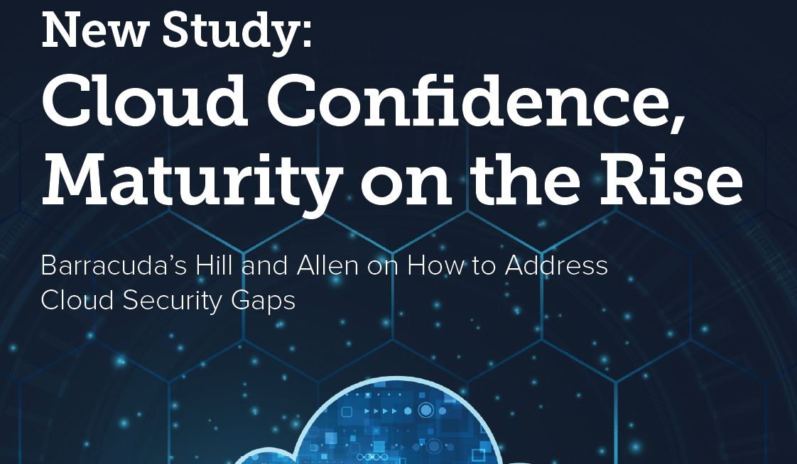 New Study: Cloud Confidence, Maturity on the Rise