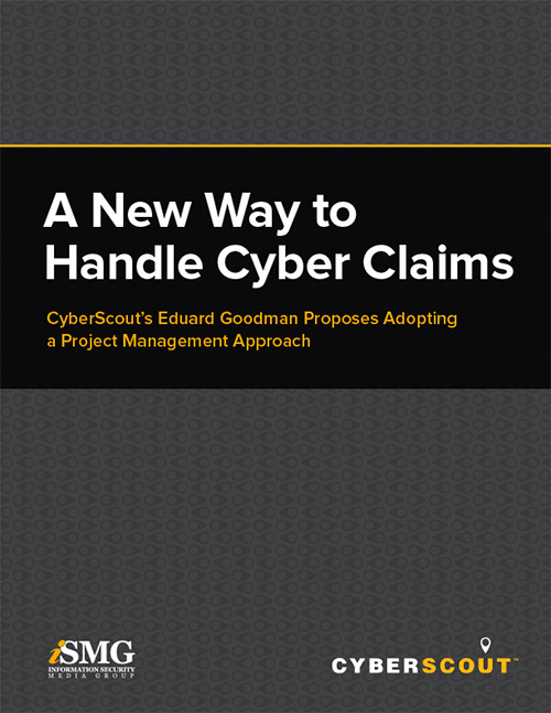 A New Way to Handle Cyber Claims: Adopting a Project Management Approach