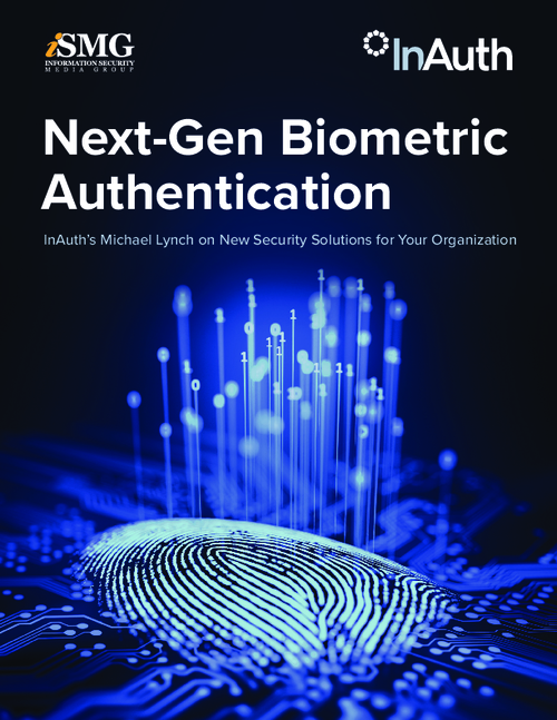 Next-Gen Biometric Authentication