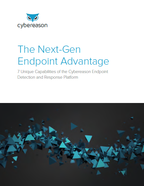 The Next-Gen Endpoint Advantage
