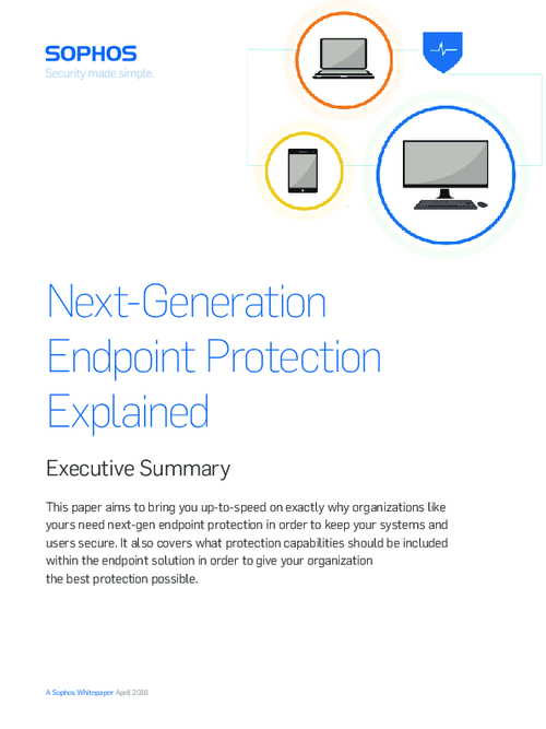 Next-Generation Endpoint Protection Explained