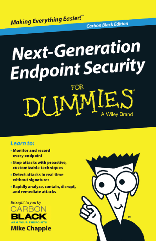 Next-Generation Endpoint Security For Dummies