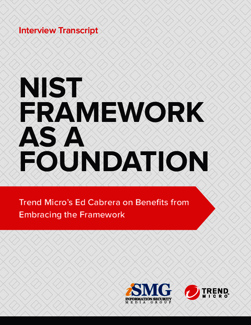 NIST Framework as a Foundation