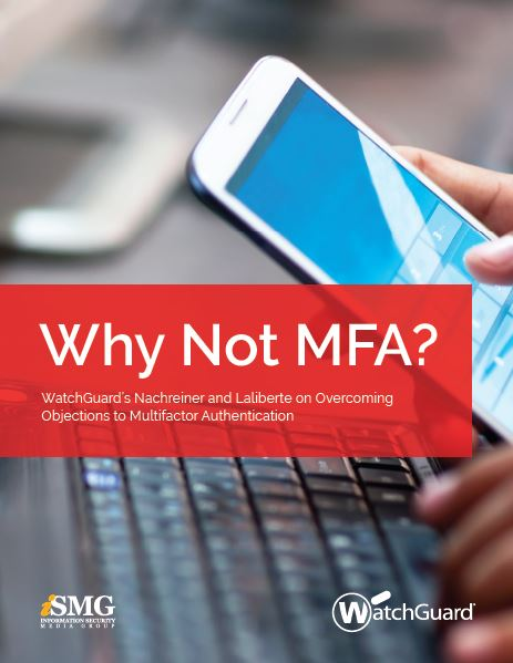 Why Not MFA?