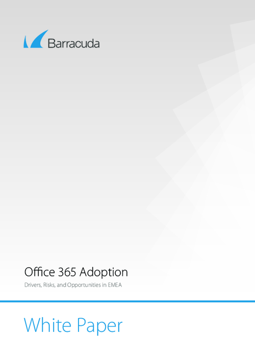 Office 365 Adoption: Drivers, Risks and Opportunities