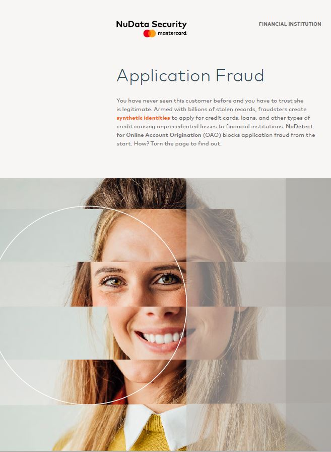 Online Account Origination Fraud: An Overview