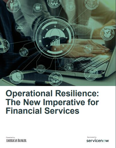 Operational Resilience: The New Imperative for Financial Services