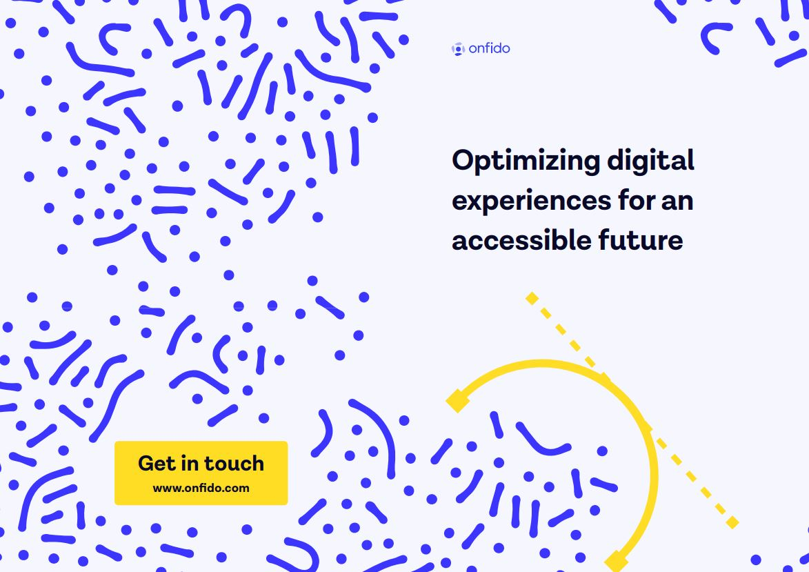 Optimizing Digital Experiences for an Accessible Future