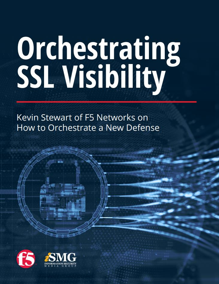 Orchestrating SSL Visibility