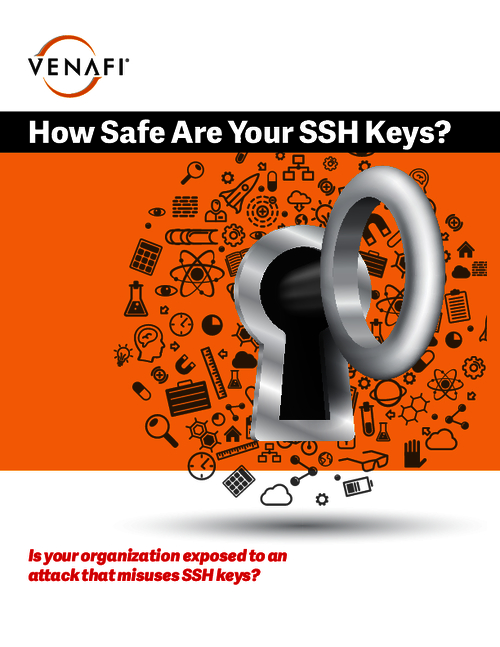 Organisations Vulnerable to Insider and Cyber Threats: Misuse of SSH Keys