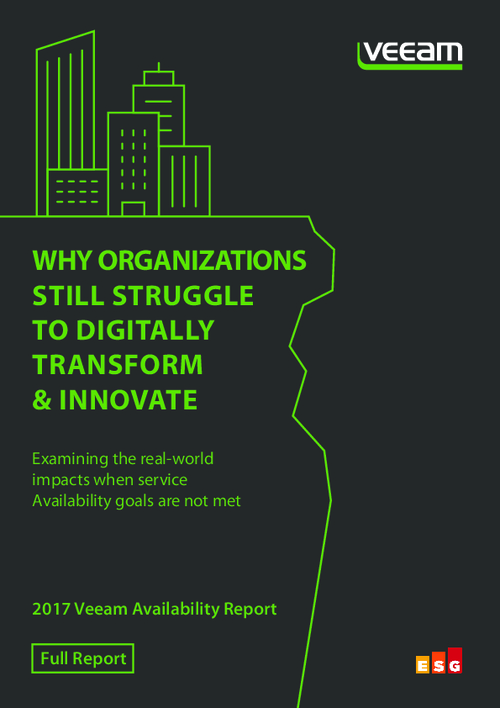 Why Organizations Still Struggle to Digitally Transform & Innovate