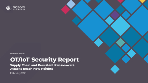 OT/IoT Security Report