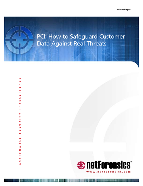 PCI: How to Safeguard Customer Data Against Real Threats