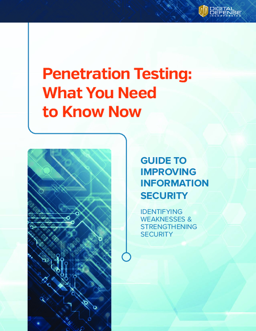 Penetration Testing: What You Need to Know Now
