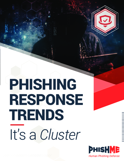 Phishing Response Trends: It's a Cluster