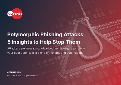 Polymorphic Phishing Attacks: 5 Insights to Help Stop Them