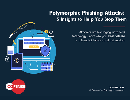 Polymorphic Phishing Attacks - 5 Insights to Stop Them