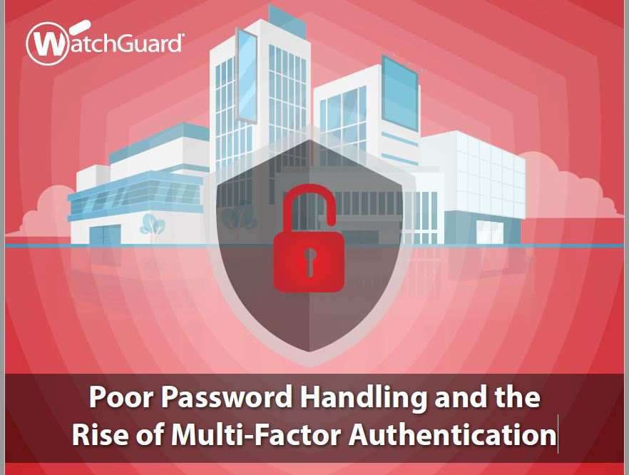 Poor Password Handling and the Rise of Multi-Factor Authentication