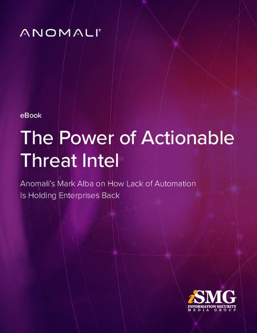 The Power of Actionable Threat Intel