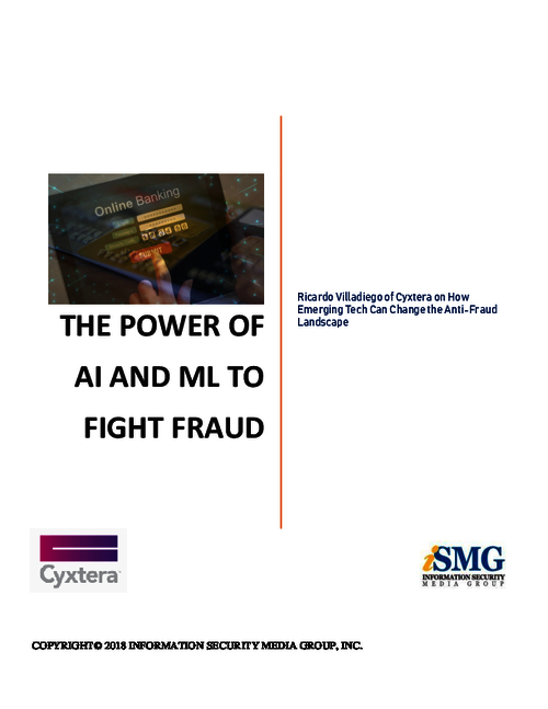 The Power of AI and ML to Fight Fraud