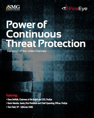 Power of Continuous Threat Protection