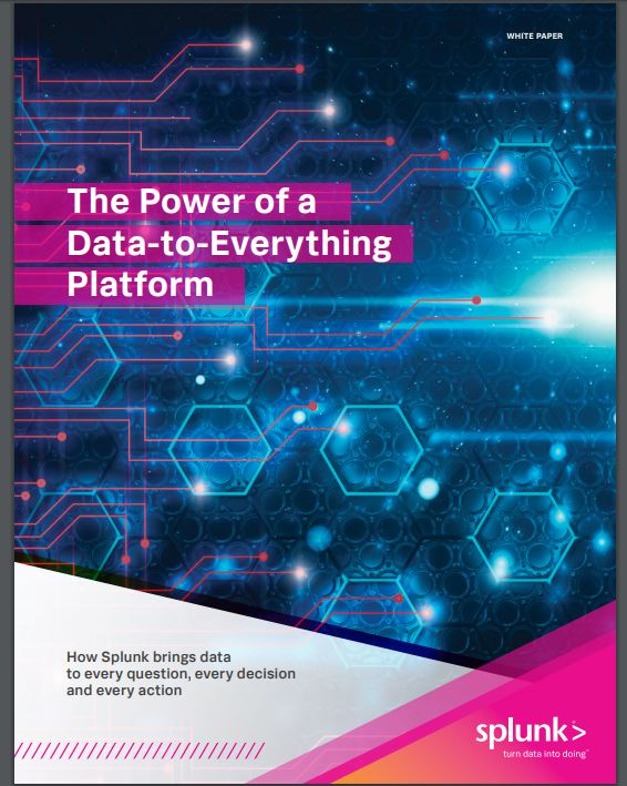 The Power of a Data-To-Everything Platform