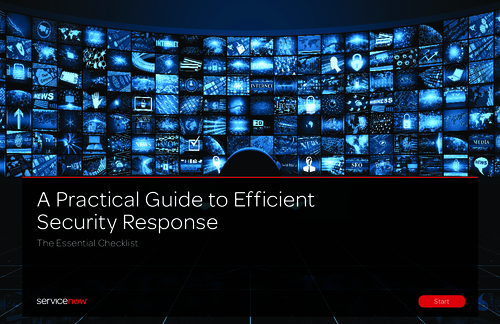 Your Checklist Guide to Efficient Security Response