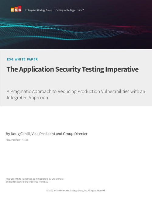 A Pragmatic Approach to Reducing Production Vulnerabilities with an Integrated Approach