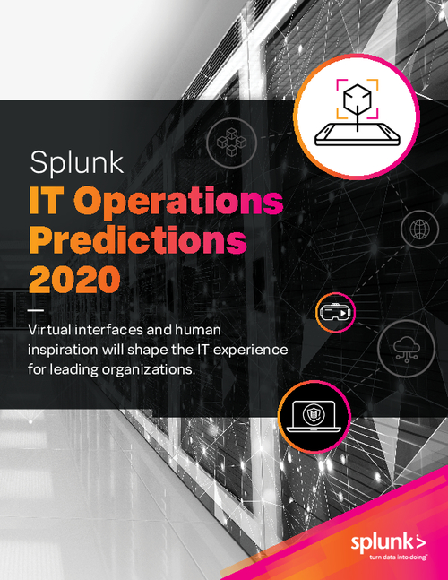 Predictions 2020 IT Operations