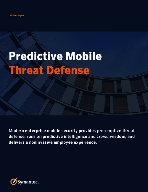 Predictive Mobile Threat Defense: Stay Ahead of Attackers