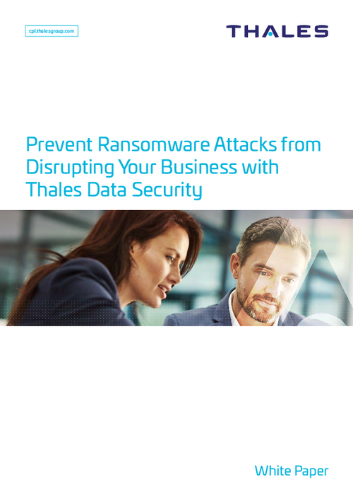 Prevent Ransomware Attacks from Disrupting Your Business