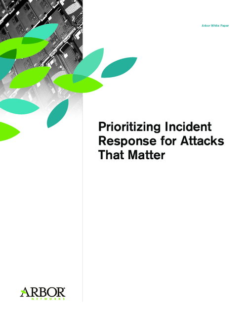 Prioritizing Incident Response for Attacks That Matter