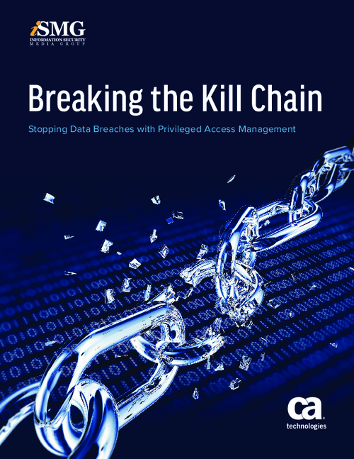 Privileged Access Management: Break the Kill Chain