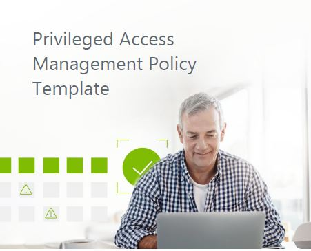 Privileged Access Management Policy Template