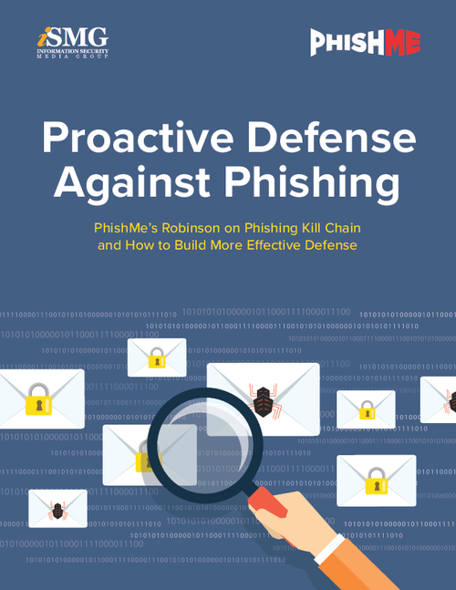 Proactive Defense Against Phishing