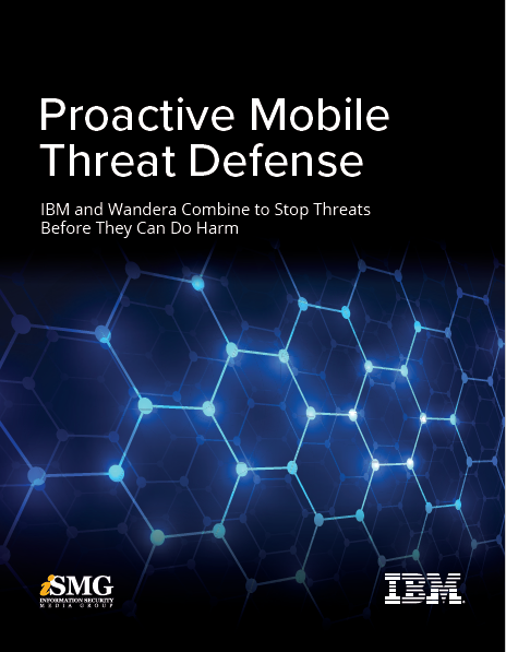Proactive Mobile Threat Defense