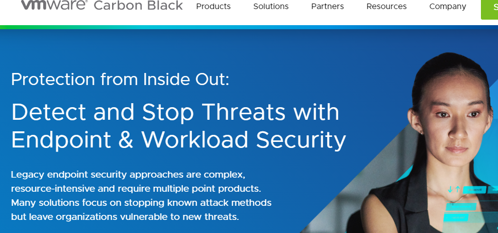 Protection from Inside Out: Detect and Stop Threats with Endpoint & Workload Security